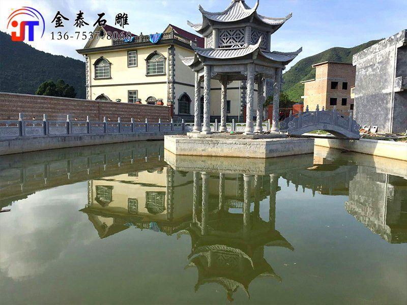 中国常见的凉亭有哪些(图4)